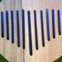 Set of 11 reeds for small kalimbas.