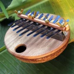 kalimba Mini en noix de coco